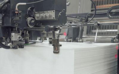 Nawilżanie drukarni