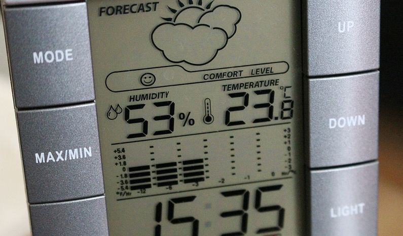 Co to jest wilgotność powietrza?