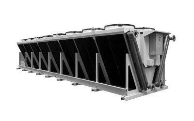Oszczędności energii i wzrost mocy – zraszanie wymienników wentylatorowych, chłodnic i agregatów