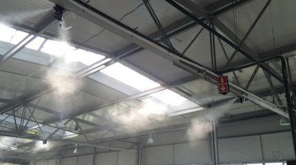 Pneumatyczne nawilżacze powietrza