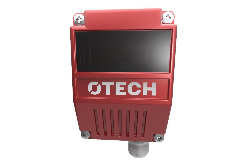 Detekcja i gaszenie iskier - detektor