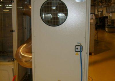 nawilżanie oczyszczanie chłodzenie powietrza do drukarni