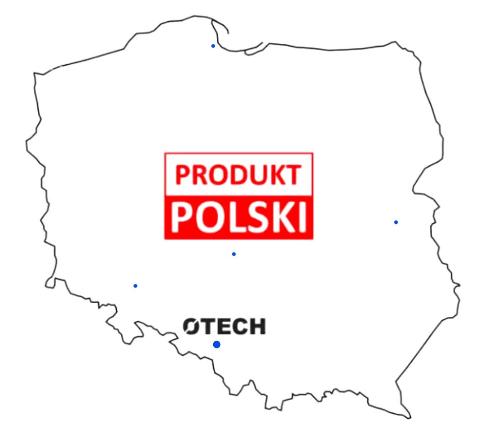 mapa Otech Żory, www.otech.pl, nawilżacze przemysłowe, gaszenie iskier