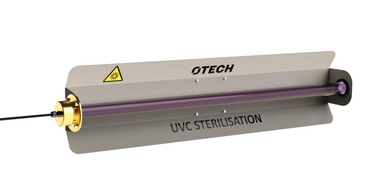 Dezynfekcja powietrza - Lampa gabinetowa UVC