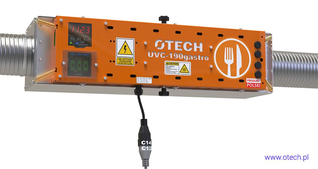 lampa UVC, ozonatory UV, generatory ozonu, dekontaminacja pomieszczeń, dezynfekcja pomieszczeń, autobusów, dezynfekcja pociągów, pokoi hotelowych, lampa przepływowa UV