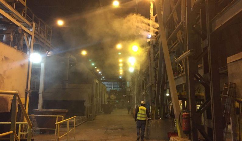 Odpylanie przemysłowe - Dyfuzor EX