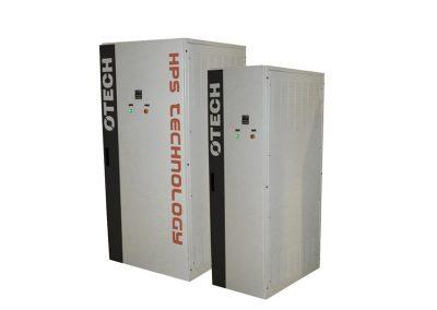 Generator jonów srebra