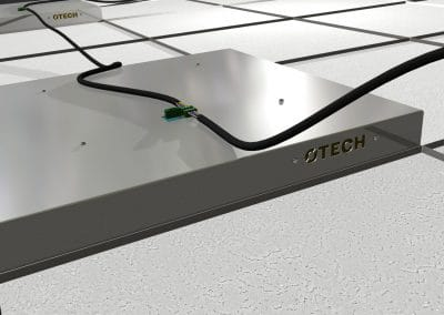 lampa kaseton LK-LED 10000lm z gory
